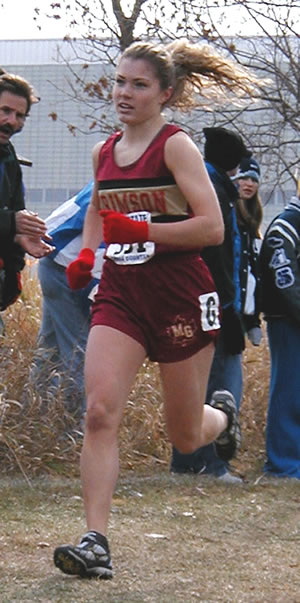 Minnesota 2003 Cross Country Dyestat High School Track