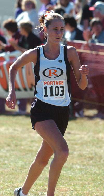 Portage Invitational 2004 Dyestat High School Track And