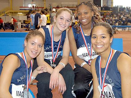 2007 Nike Indoor Nationals - DyeStat, the internet home of ...