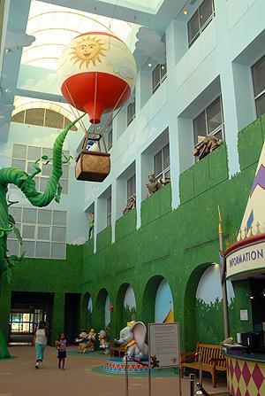 video case arnold palmer hospital s