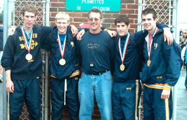 pennsylvania state track meet results