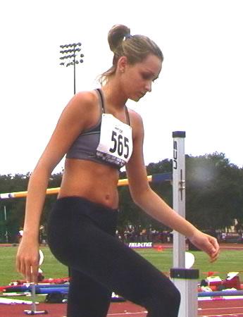 Women S High Jump Usa Junior Nationals Dyestat High