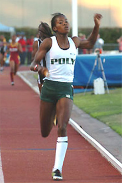 Long Beach Poly Track And Field Records
